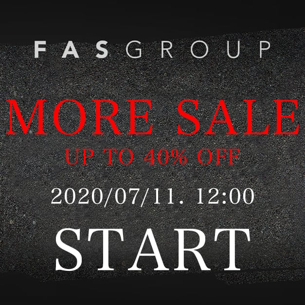 From 12 noon on 11th of July More Sale start.