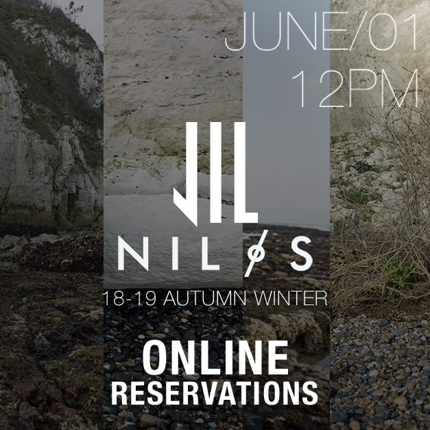 NILøS 2018-19 AW Collection Online Reservations
