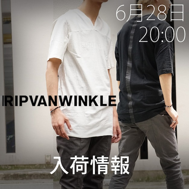 RIPVANWINKLE(リップヴァンウィンクル) 2018-19AW(秋冬)コレクション