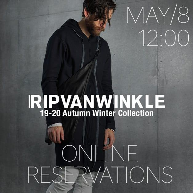 RIPVANWINKLE Online Reservations