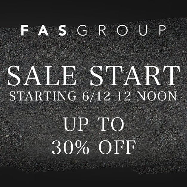 SALE starting 12th June at 12 Noon!!