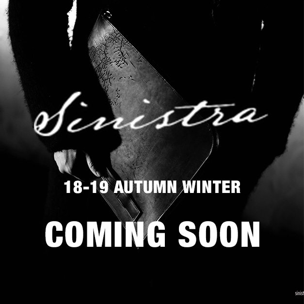 sinistra 18-19aw collection