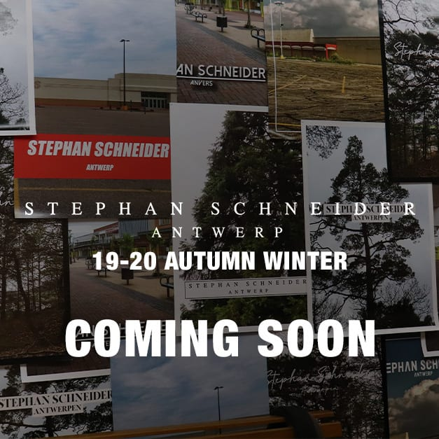 Stephan Schneider 19-20AW collection