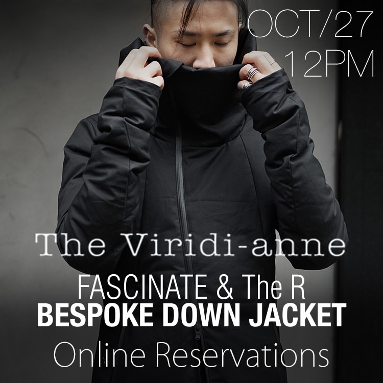 The Viridi-anne Bespoke Down Jacket