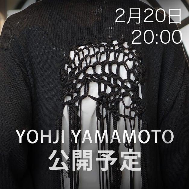 Yohji Yamamoto 19SS Collection