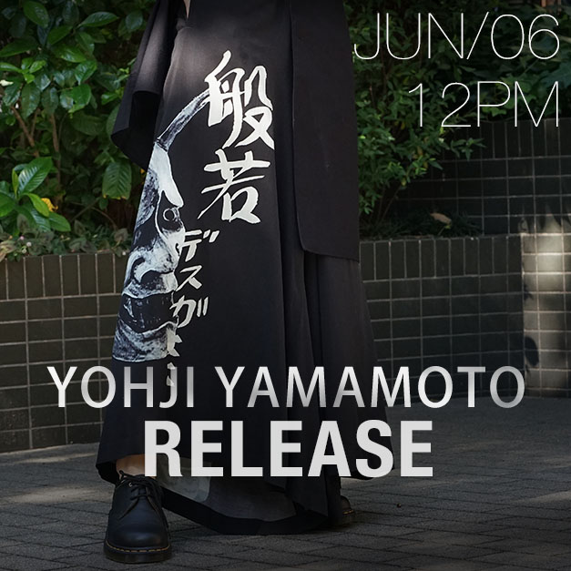 Yohji yamamoto 2018-19 AW