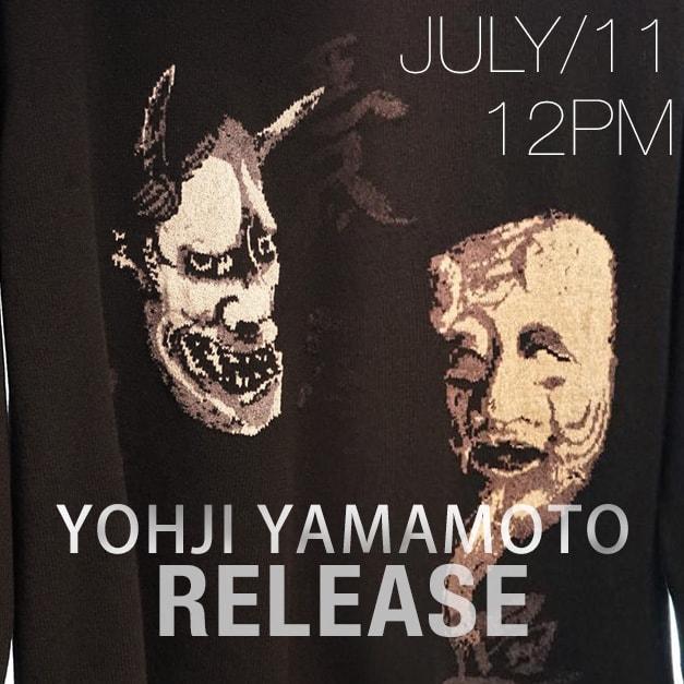 Yohji Yamamoto 2018-19AW COLLECTION