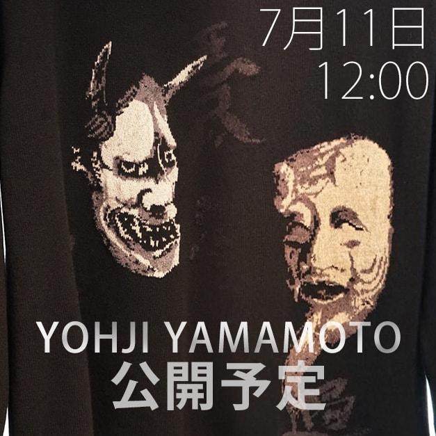 Yohji Yamamoto ヨウジヤマモト2018-19AW(秋冬)コレクション