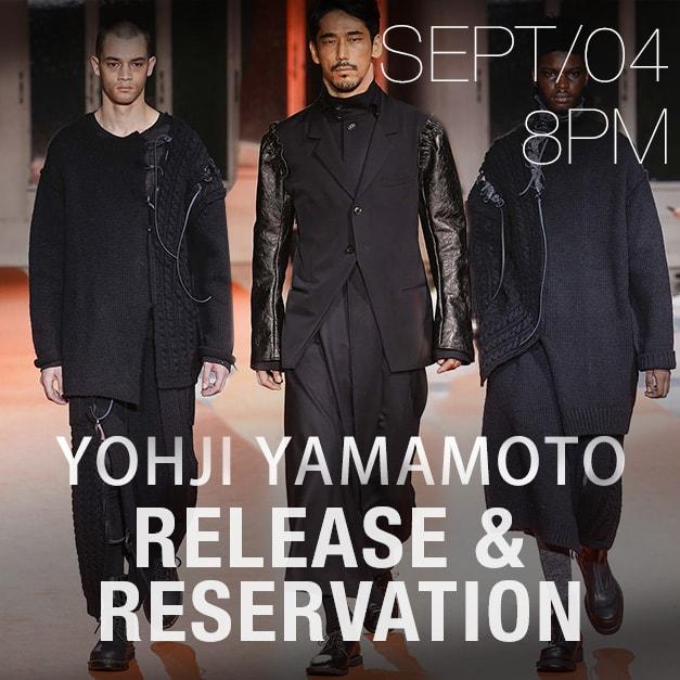 Yohji Yamamoto 18-19 AW