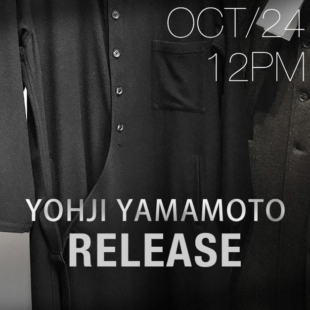 b yohji yamamoto 18AW(秋冬) コレクション