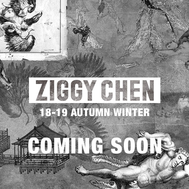 ZIGGY CHEN 18-19aw collection