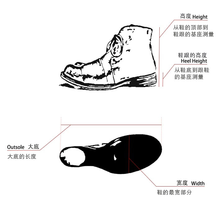 How to Measure Shoes, Boots, and Sandals