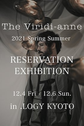 The Viridi-anne 21 SS Collection Pre-order and sales exhibition