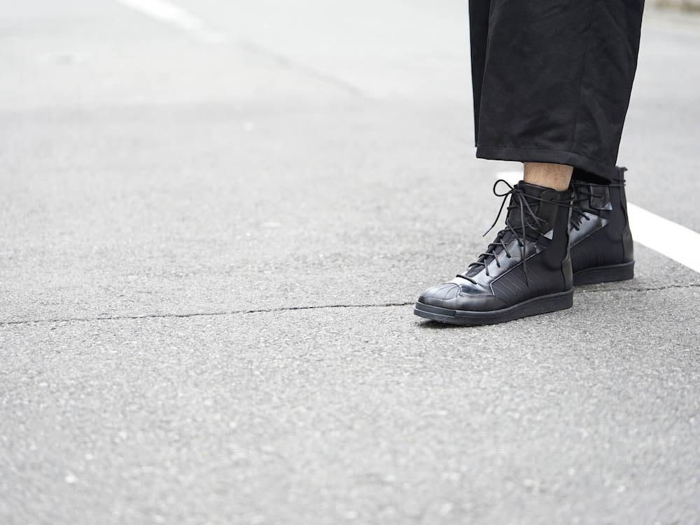 2c003e053 FAS-GROUP BLOG - Yohji Yamamoto Punk SuperStar Sneakers