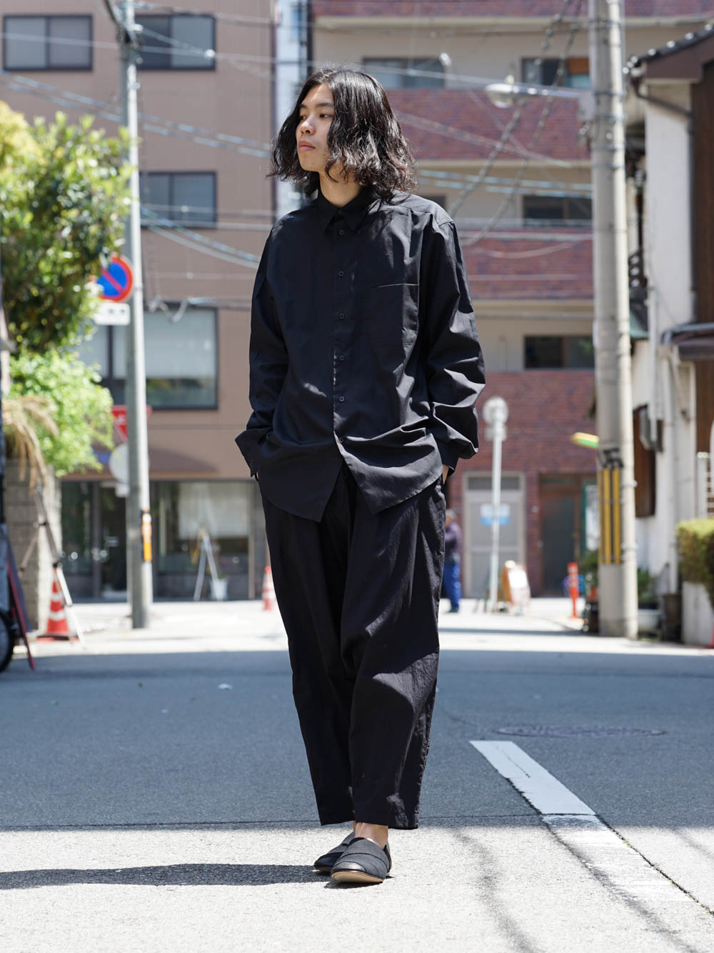 Yohji Yamamoto SS17 Simple Style 01