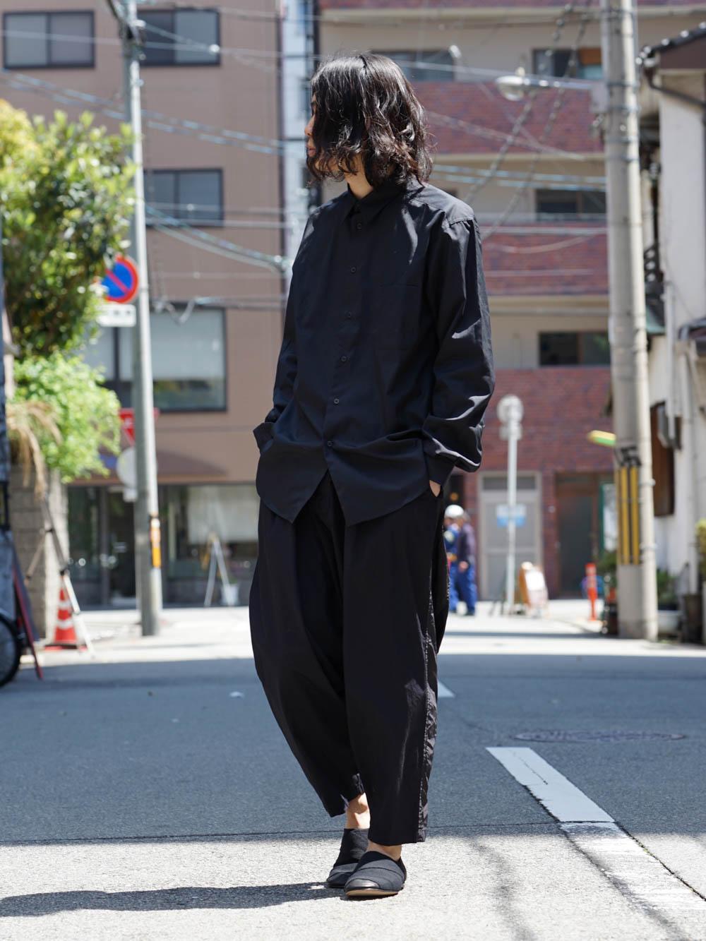 Yohji Yamamoto SS17 Simple Style 02