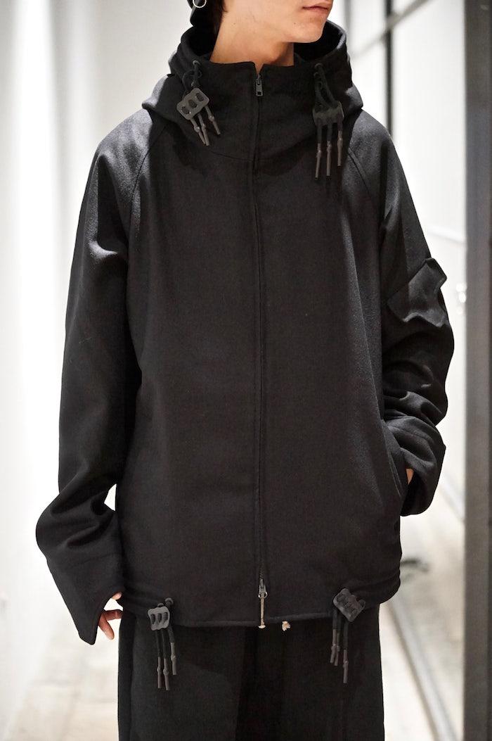 fas group blog y 3 3 stripes wool jacket
