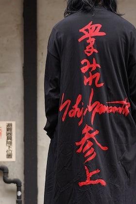 Yohji Yamamoto,GUIDI,