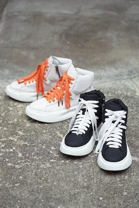 DIET BUTCHER SLIM SKIN 18SS Hi Cut Sneaker Plaster Arrivals