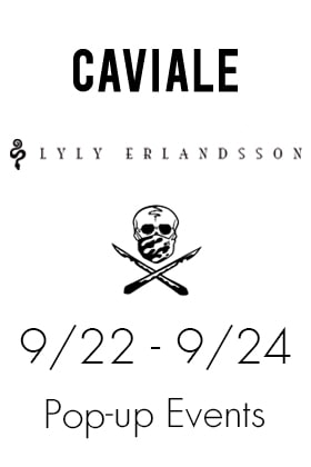 CAVIALE / LYLY ERLANDSSON / The Shoe Surgeon