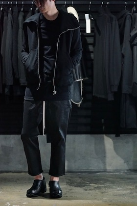 DRKSHDW by RICK OWENS styling