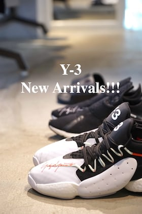 Y-3 2019 S/S New Shoes Arrived!!!