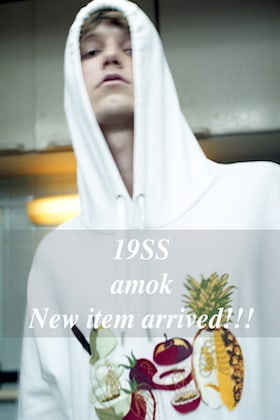 amok 19SS New Item Arrived !!!
