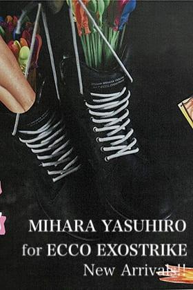 Maison MIHARAYASUHIRO × ECCO collaboration Sneakers Release!!