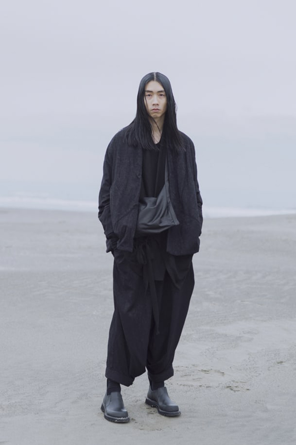 JULIUS & NILøS MMXX (20-21)FW collection The R Reservation Exhibition 01