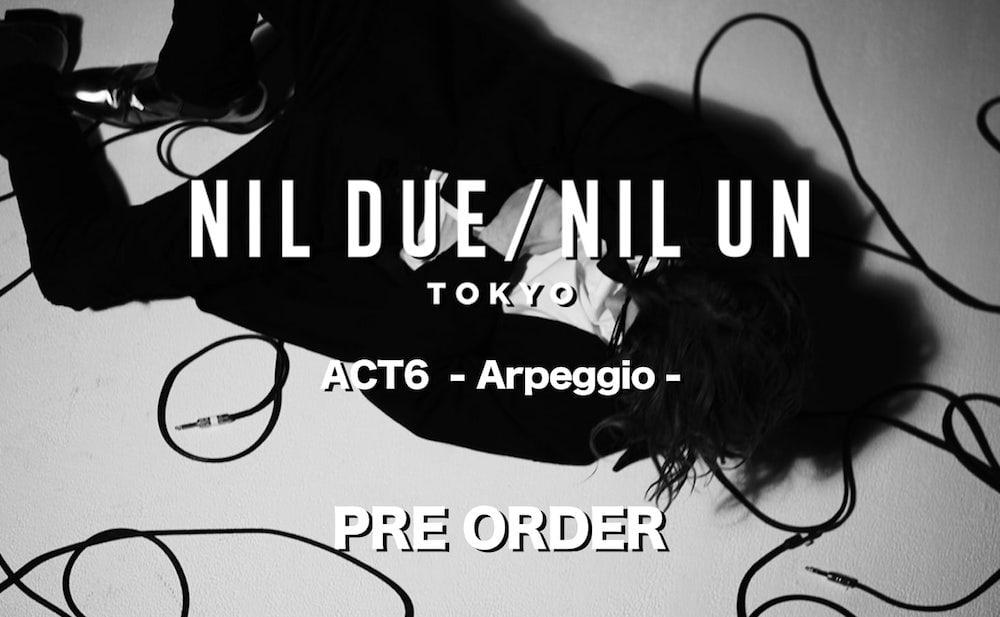 NIL DUE / NIL UN TOKYO Online Reservation Notice