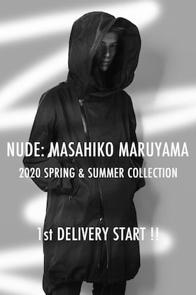 nude : masahiko maruyama 20 spring summer collection new arrivals !!