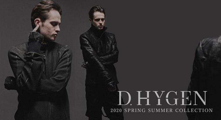 """""""D.HYGEN"""""""