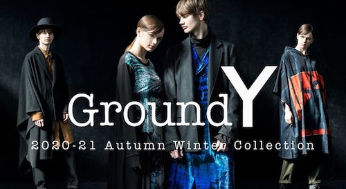 Ground Y 20-21AW