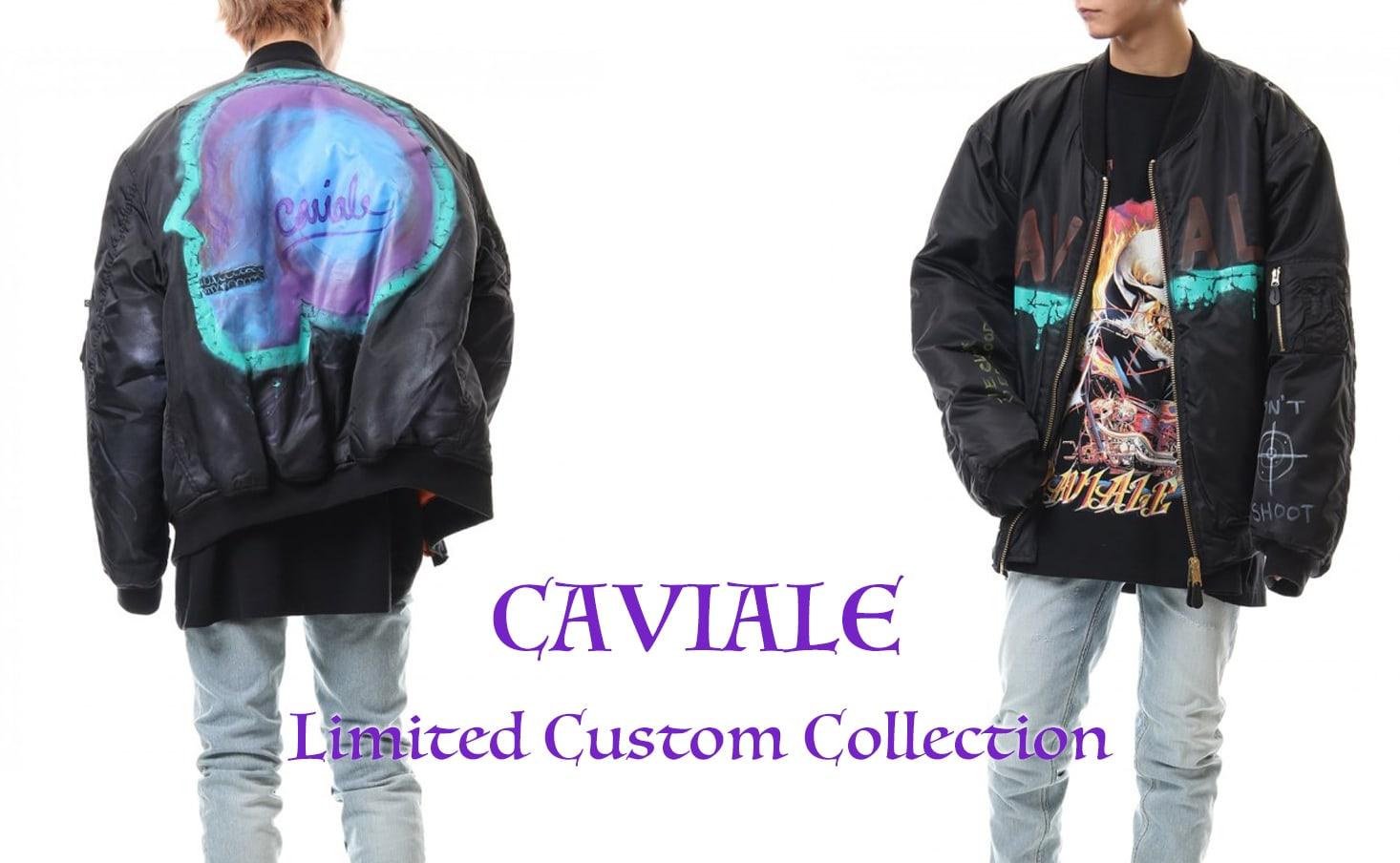 """""""CAVIALE"""""""