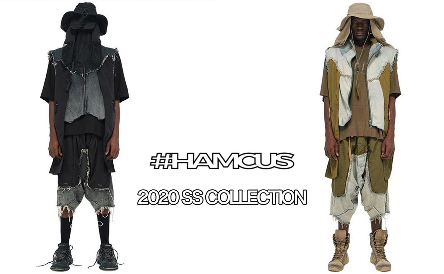 ハムカス 20SS / HAMCUS 20SS
