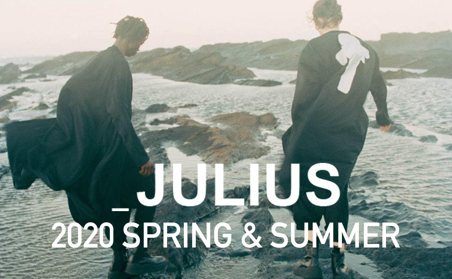 ユリウス 20SS  / JULIUS 20SS