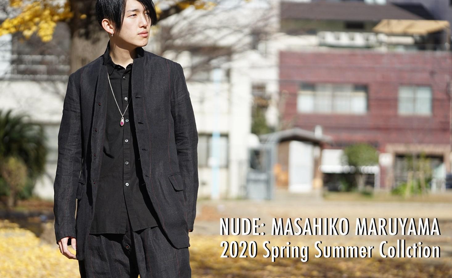 """nude:masahiko"
