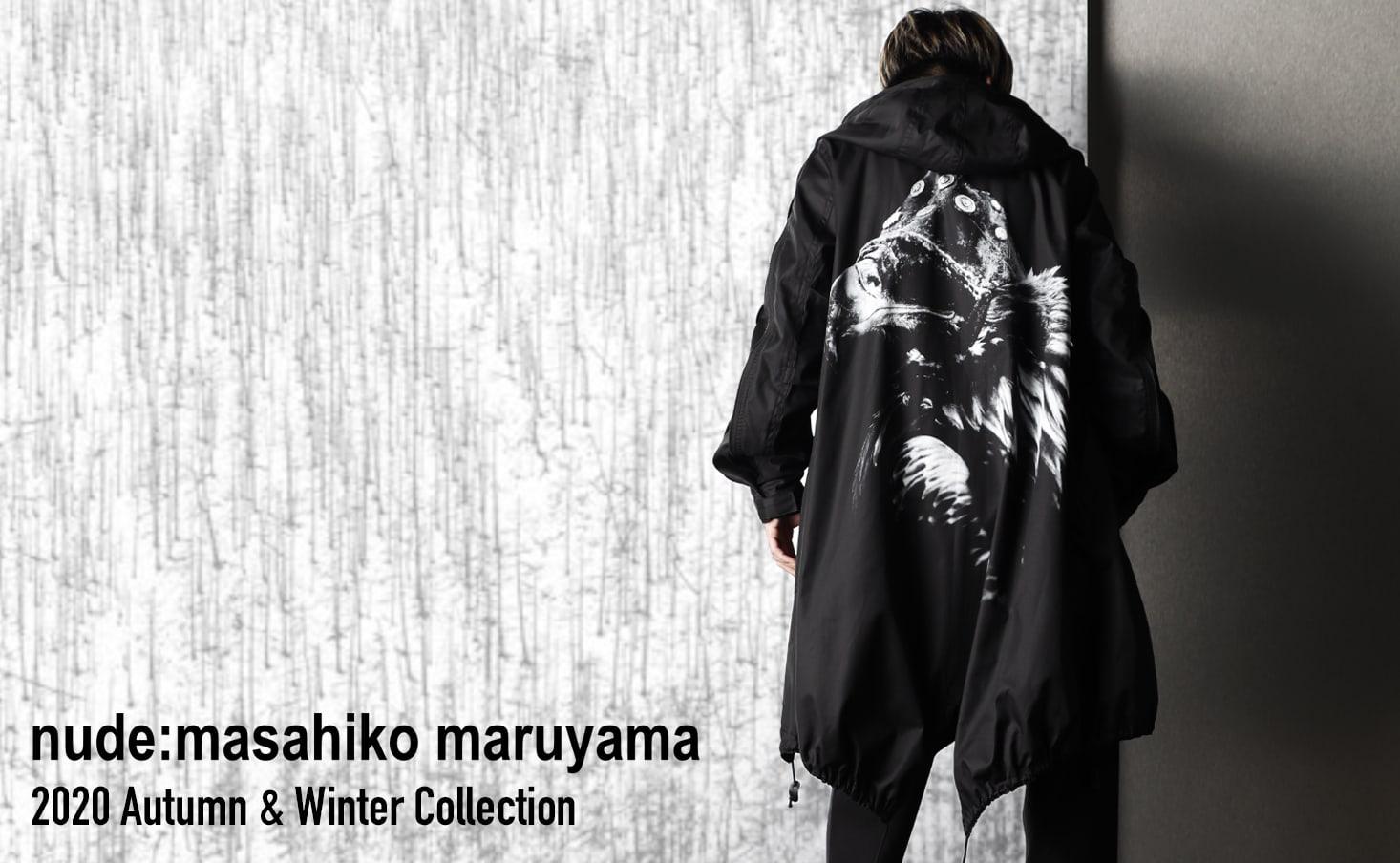 nude:masahiko maruyama 20AW