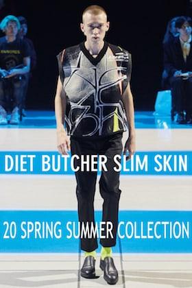 DIET BUTCHER SLIM SKIN 20 spring summer collection 1st Delivery !!
